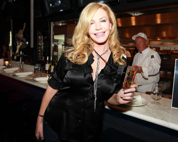 Playboy model Shannon Tweed is revealing to RumorFix that she and Gene ...